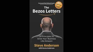 Book Review: The Bezos Letters by Steve Anderson
