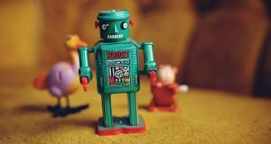 Weird Robots and The Joy of Innovation